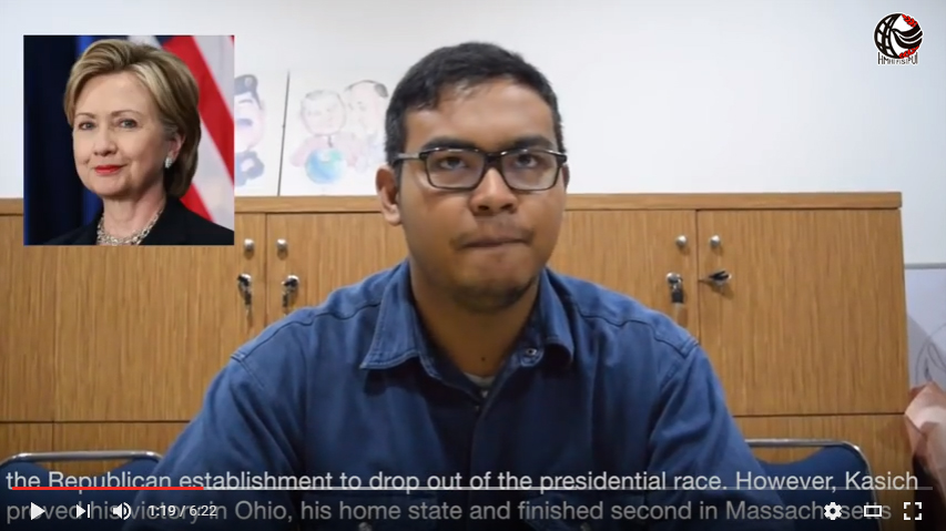 WISS on U.S. Presidential Election 2016 #EP1