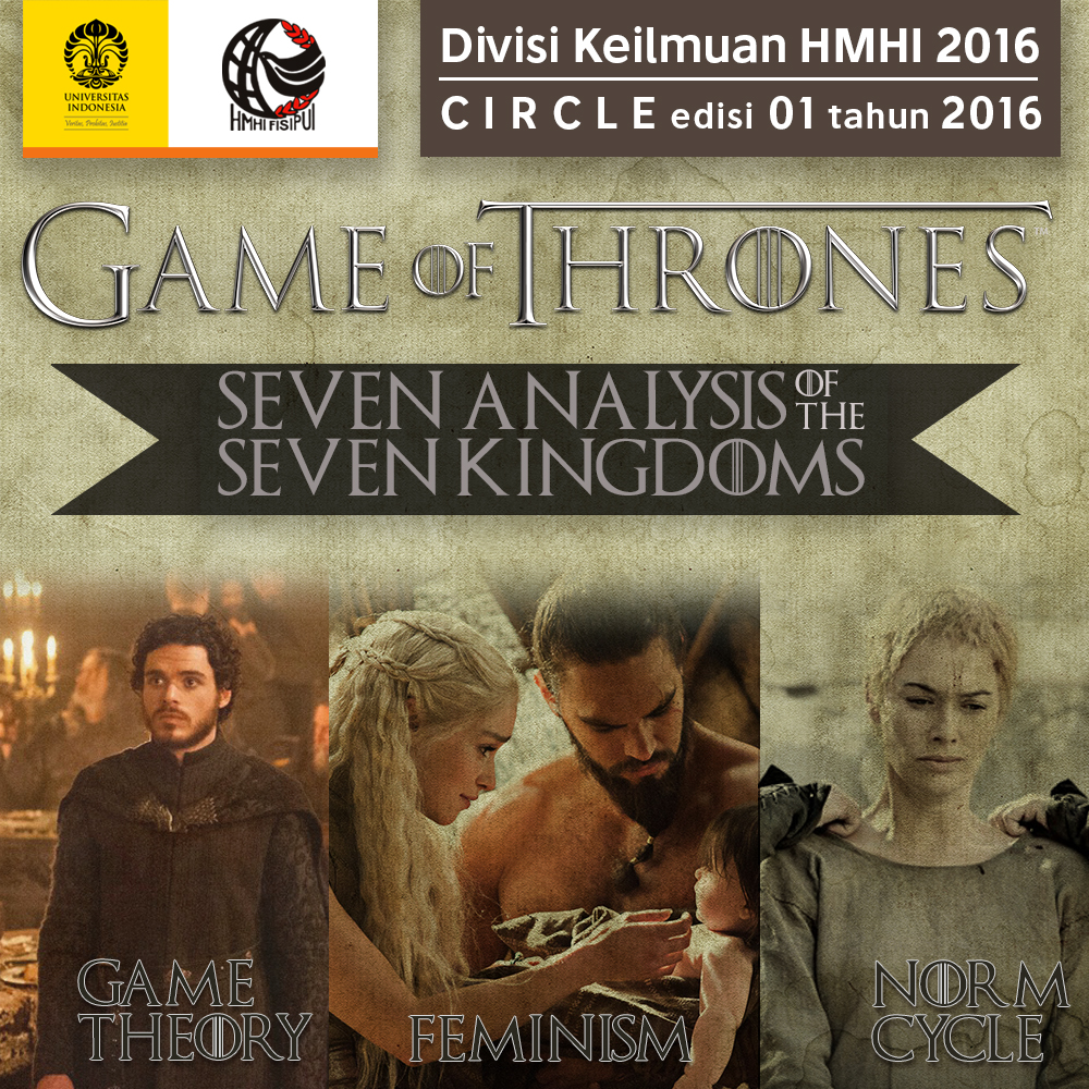 CIRCLE 1.0 – Game of Thrones: Seven Analysis of the Seven Kingdoms, Pt.3