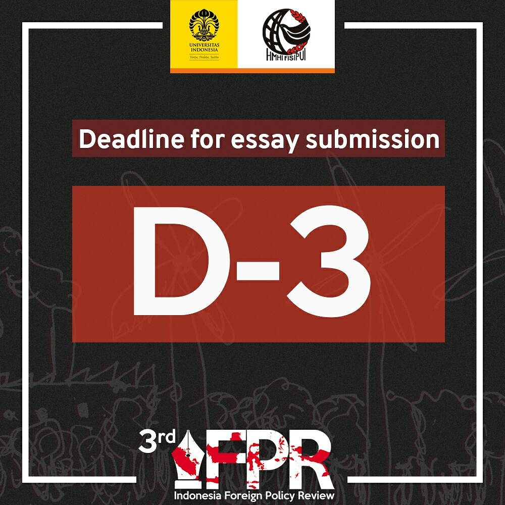D-3 Closing Essay Submissions