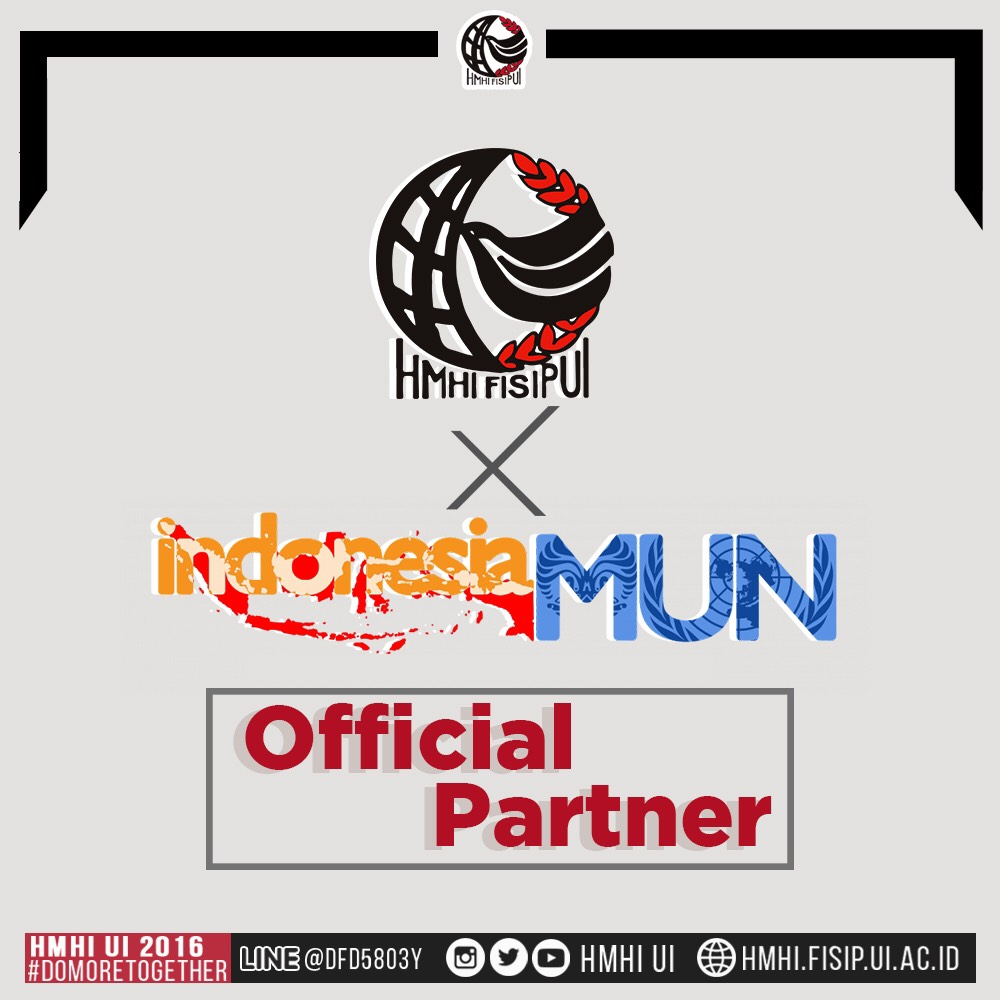Partnership HMHI UI x IndonesiaMUN 2016