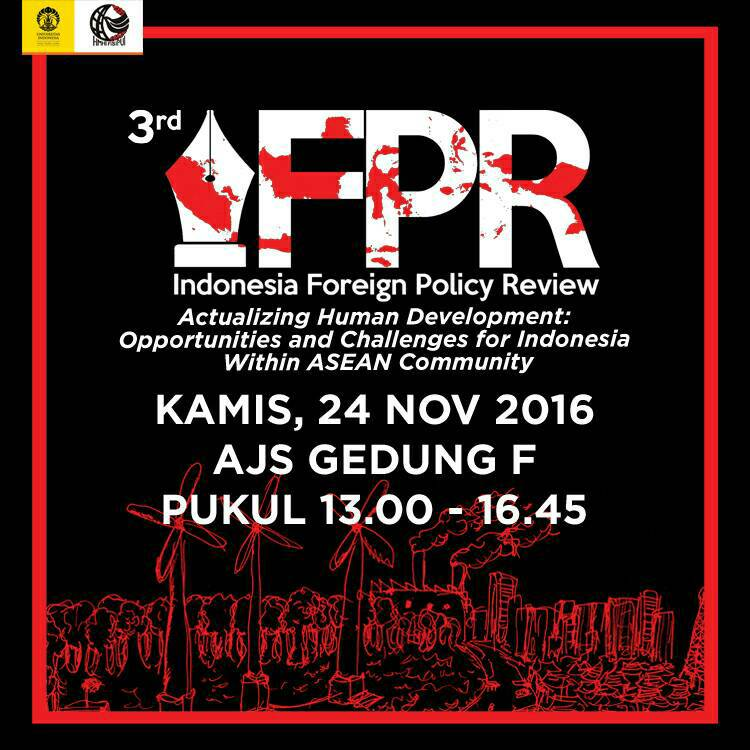 Grand Launching Indonesia Foreign Policy Review 2016