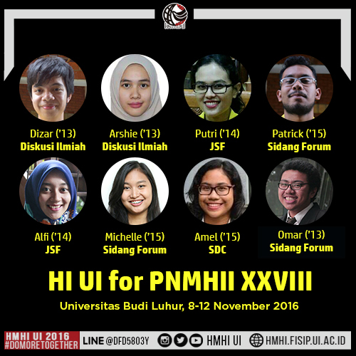 HI UI for PNMHII XXVIII