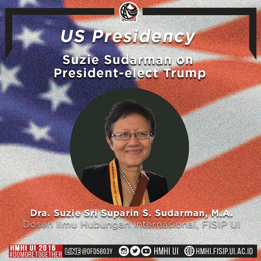 HMHI with Suzie Sudarman on President-Elect Trump