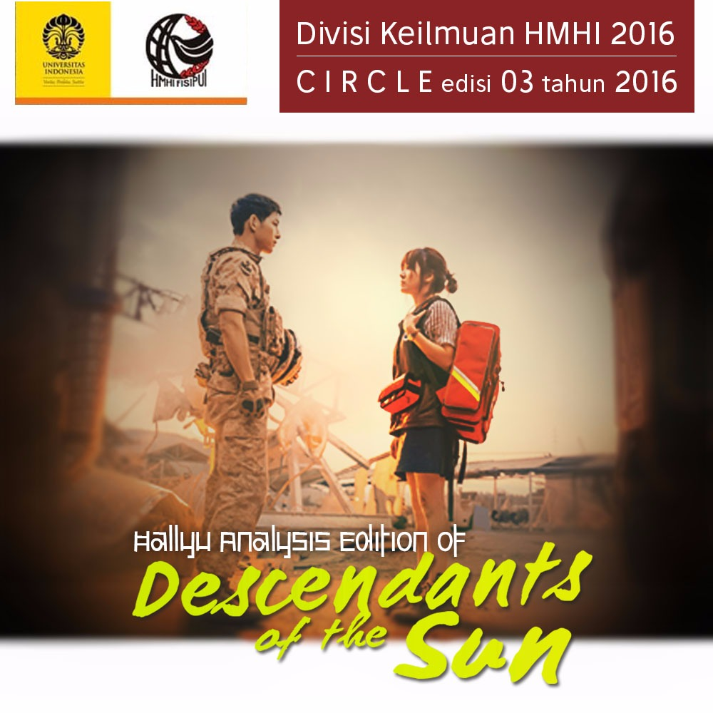 CIRCLE 3.0 – Hallyu Analysis of Descendants of the Sun